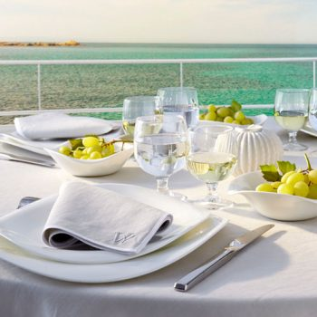Art de la table Victoria Yachting