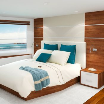 Linge de cabine Victoria Yachting